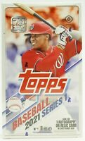 2021 Topps Series 1 Hobby Baseball Factory Sealed Unopened Box ~ 24 Packs