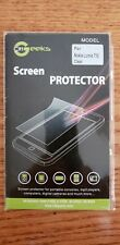 *NEW* Nokia Lumia 710 Clear LCD Screen Protector Guard with Cleaning Cloth