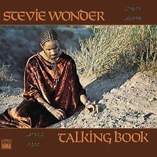 Stevie Wonder - Talking Book (180g 1LP Vinyl, MP3) Motown Records, NEU+OVP!