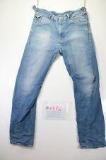 Levi's Engineered 0004 (Cod. F1776) Tg46 W32 L34 jeans usato Vita Alta