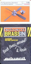 Eduard Brassin 648488 1/48 P-51D-5 Mustang Hamilton Standard uncuffed propeller