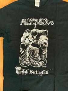 Ulver - Trolsk Sortmetall - Shirt - M (Sorhin, Darkthrone, Windir, Taake)