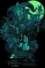 Hero Complex Gallery Vance Kelly Pan's Labyrinth 24x36 Screen Print Poster 325