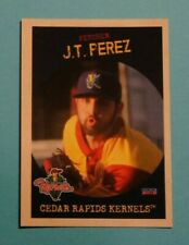 2019 Choice, Cedar Rapids Kernels - Update - J.T. PEREZ