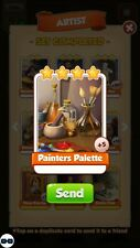 Coin Master Card Painters Palette *Fast Delivery*