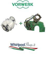 scheda elettronica più motore per folletto kobold vk140 ricambi nuovi originali