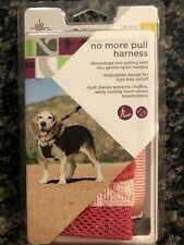 New listing No Pull Dog Harness-Medium Pink