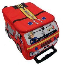Jupiter Trolley | Feuerwehrmann Sam | 38 x 27 x 20 cm | Kinder Reisekoffer