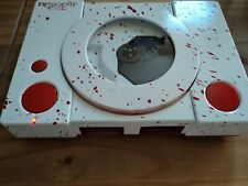 Sony PlayStation 1 Console - Custom Resident Evil PS1 - Disc Window Region Free