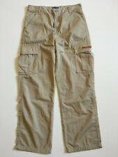 NWOT Polo Jeans Ralph Lauren Boys Kids Size 16 (30x29) Beige khaki Cargo Pants