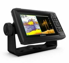 "NEW Garmin 010-02331-00 6"" ECHOMAP UHD 64cv Without Transducer With Bluechart G3"