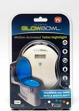 GlowBowl A-00452-01 Motion Activated Toilet Nightlight
