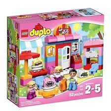 10587 Cafe sealed Lego duplo New set legos Duplos town city Sealed