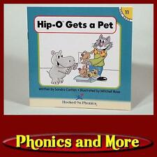 Hooked On Phonics (1998-Now) Level 1 Reading Book #11 - Kindergarten Reader