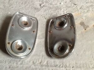 ALFA ROMEO SPRINT BERTONE 102 CARELLO     TAIL LIGHT BASES
