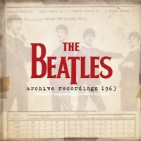 The Beatles Archive Recordings 1963 Collector's Edition CD 2 Discs Case Set