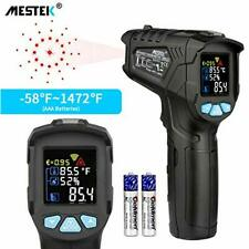 Infrared Thermometer Temperature Gun Non Contact Laser Digital Thermometers With