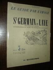 SAINT-GERMAIN-EN-LAYE - Raymond Lantier - Yvelines