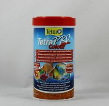Tetra pro Color 16.9oz Food Premium Food for Tropical Aquarium Fish 27,98 €/ L