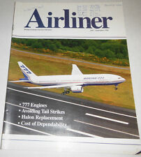 Airliner Magazine 777 Engines & Tail Strikes July/September 1994 080514R1