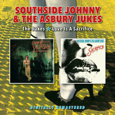 Southside Johnny & Asbury Jukes - The Jukes/Love Is A Sacrifice (CD)  NEW *10/04