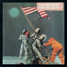 Canned Heat Future Blues CD NEW SEALED Let's Work Together+