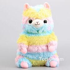 Kawaii Rainbow Alpaca Plush Backpack Bag Cute Japan Llama Alpacasso Arpakasso