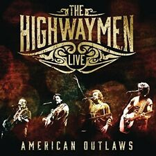 The Highwaymen - Live: American Outlaws [New CD] With DVD, Boxed Set