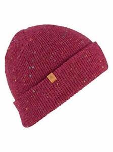 Burton Linden Beanie Sangria Snowboard Ski winter hat