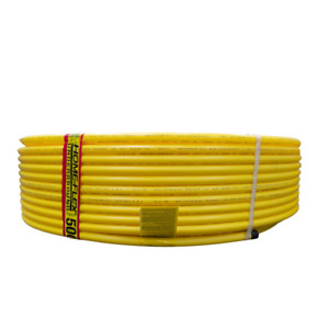 Gas Pipe Natural Gas and Propane Polyethylene Line Underground 250 ft. 1/2 in.