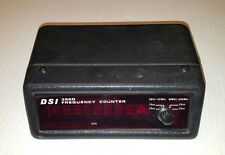 DSI 3550 Frequency Counter 30Hz-550MHz