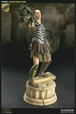 SIDESHOW EXCLUSIVE CLASH OF THE TITANS PERSEUS WITH MEDUSA HEAD NEW #001/250
