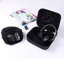 New Universal Earphone Headset Carry Case Storage Inner Pouch Headphone Dust Bag