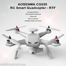 AOSENMA CG035 RC Drone RTF 5.8G FPV 1080P HD 2.4GHz 4CH 6-axis Gyro GPS BDS