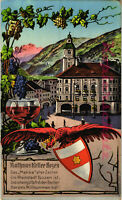 AK Bozen–Südtirol, Italien, Rathaus Keller, 1927, 19/11