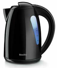 Breville VKJ557 3KW 1.5L Illuminated Fast Boil Jug Kettle in Black - Brand  New