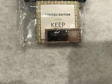 "Bar - Multi (rose gold) Ltd Ed Keep Collective Keys ""Stones"" (new) Pyramid Stone"