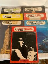 Lot Of 7 Ez Play Today Books Piano Organ Guitar Music Books 1975 -1977