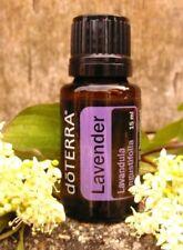 doTERRA Lavender 15ml Therapeutic Grade Pure Essential Oil Aromatherapy