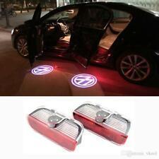 2Pcs Entry LED Light Car Door Courtesy Lamp For VW Volkswagen CC Sagitar Sharan