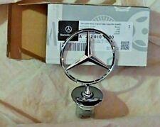 Mercedes Benz OEM AMG Hood Emblem Star Ornament W222 W205 C205 S & C Class New