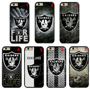 New Oakland Raiders  Hard Phone Case  For iPhone / Touch / Samsung / LG