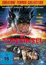 Die Todesinsel - Creature Terror Collection (2016) DVD NEU & OVP