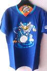 "Tee-shirt ""SKYLANDERS"" Bleu - 6/8 Ans - Neuf"