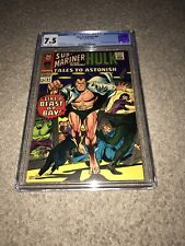 TALES TO ASTONISH #84 WHITE PAGES Cgc 7.5 SEE MY OTHERS