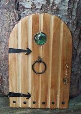 Fairy Pixie door handmade garden indoor ornament