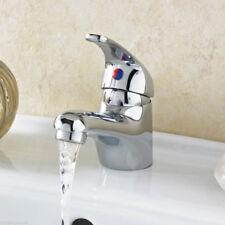 Practical  Metal Water Tap Sink Mixer Modern Bathroom Kitchen Shower Faucet