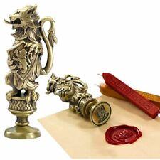 Harry Potter Hogwarts Gryffindor House Crest Wax Seal - Boxed Wedding Invites