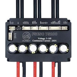 Flipsky FSESC 75200 75V High Current 200A ESC Base On VESC With Aluminum Case