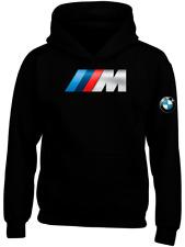 BMW  M Power inspired Hoodie Personalised   Motorsports Alpina Mens Logo Racing